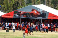 Alonso @ Australian GP 2014