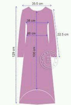 Proud Sewist : Pola Dress Layer / Layer Dress PatternIdeas dress pattern sewing women for 2019 Sewing Art, Dress Sewing Patterns, Love Sewing, Blouse Patterns, Clothing Patterns, Motif Abaya, Abaya Pattern, Dress Tutorials, Sewing Tutorials