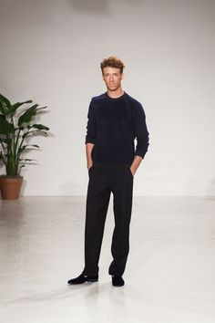 See the complete Palmiers du Mal Spring 2017 Menswear collection.