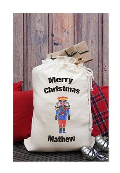 Check out this item in my Etsy shop https://www.etsy.com/uk/listing/550642735/large-santa-sack-christmas-gift-sack