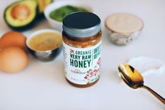 Madhava proudly sources our Organic Very Raw Honey from local farmers in wildflower fields in Brazil Homemade Dressing, Sweet Sauce, Breakfast Muffins, Raw Honey, Farmers, Fields, Sauces, Brazil, Organic