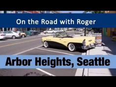 Arbor Heights - On the Road with Roger