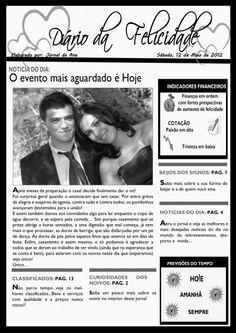 Jornal dos noivos, ideias e ajudas : fóruns   O Nosso Casamento