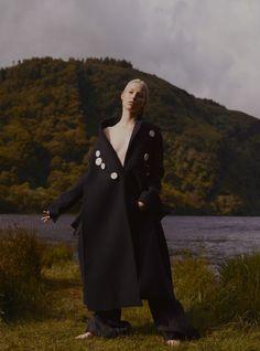 Miriam Haney by Benjamin Vnuk   Styleby Magazine #37