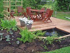 Konnadonna - kotona ja puutarhassa: Vesiaihe