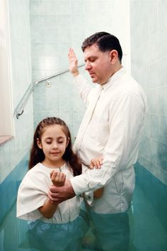What do Mormon beliefs teach about baptism? Do they baptize infants? What is the purpose of baptism? Mormon Baptism, Baptism Talk, Lds Mormon, Girl Baptism, Baptismal Covenants, Doctrine And Covenants, Lds Clipart, Family Home Evening Lessons, 1 Verse