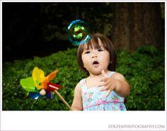 Cary Children Photographer: Miss A Portrait