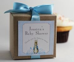 Inspiration ~ A Peter Rabbit Baby Shower Beatrix potter themedbaby shower decorations Baby Favors, Baby Shower Favors, Shower Party, Baby Shower Parties, Baby Shower Themes, Baby Boy Shower, Baby Shower Decorations, Baby Showers, Shower Ideas