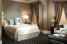 The Clarendon Luxury Suite at the Clarendon Square Inn - a Boston Bed and Breakfast