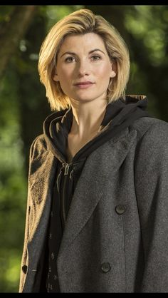 The next doctor! I'm so happy I can't wait until christmas My gurl beth latimer from broadchurch!