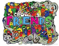 Illustration of Hipster Doodle Monster Collage Background,Friends and friendly relationship social vector art, clipart and stock vectors. Framed Prints, Canvas Prints, Art Prints, Hipster Doodles, Doodle Monster, Slider Images, Halloween Fonts, Collage Background, Banner Printing