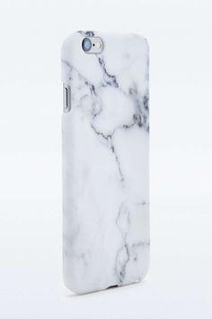 Marmorierte Hülle für iPhone 6