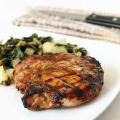 Mongolian Porkchops inspired by Mustards Grill