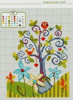 New Embroidery Cactus Free Pattern Cross Stitch Ideas Cross Stitch Owl, Cross Stitch House, Cross Stitch For Kids, Cross Stitch Flowers, Cross Stitch Charts, Cross Stitch Designs, Cross Stitching, Cross Stitch Embroidery, Cross Stitch Patterns