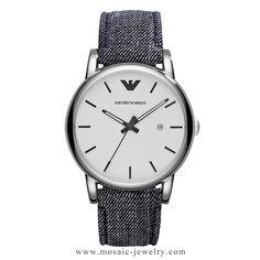 18b5f44adc6e4 Emporio Armani Watch AR1696 Relógios Para Homens