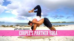 Couples Partner Yoga-In this video, Bryant and I do our favorite Partner Yoga sequence! Benefits of partner yoga: Play together, stay together! Improve communication and build trust! Heal each other through touch!