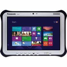 "Panasonic Toughpad FZ-G1 - 10.1"" - Core i5 3437U - Windows 7 Pro 64-bit / 8 Pro downgrade - 4 GB RAM - 128 GB..."