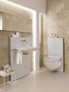 Inspiratie voor uw badkamer > Vormgeving met Geberit , Geberit België