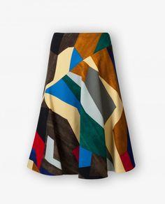 Products | MARNI Skirt with Resurgence Print