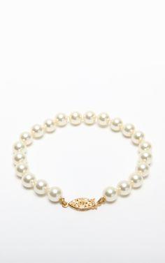 Vintage Pearl Bracelet - Tulle4Us.com