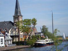 Woudsend, Friesland, Nederland