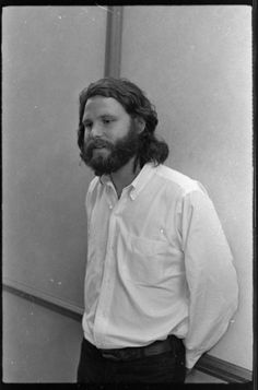 Jim Morrison - 1970 Miami Trial | by Waitin' For The Sun