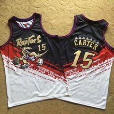 Atlanta Hawks #15 Vince Carter Icon Black Swingman Jersey