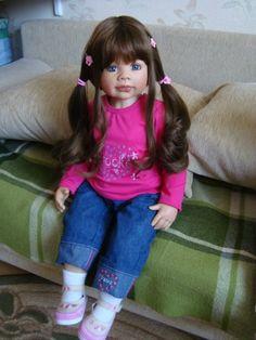 Сбывшаяся мечта! Коллекционная кукла Брук от Моники Левениг Reborn Toddler Girl, Dolls, Collection, Baby Dolls, Puppet, Doll, Baby, Girl Dolls