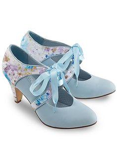 Joe Browns It Must Be Love Ribbon Shoes