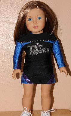Top+Notch+cheer+outfit+for+American+Girl+Doll+by+kim3717+on+Etsy,+$65.00
