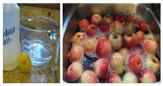 Remove Pesticides from Fruits and Vegetables Naturally with This Simple Trick