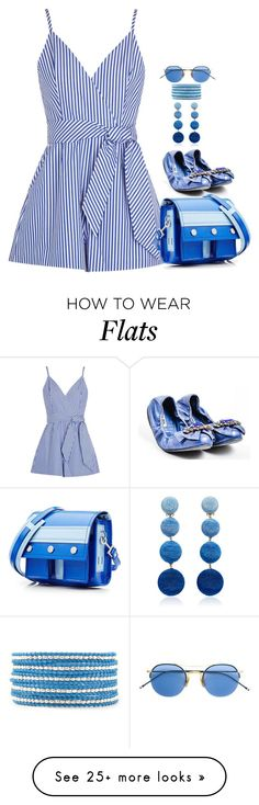 """""""Untitled #6319"""" by lisa-holt on Polyvore featuring Finders Keepers, Miu Miu, Kenzo, Rebecca de Ravenel, Chan Luu and Thom Browne"""
