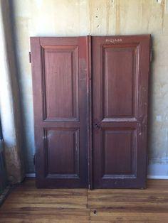 """Italian Antique Cellar Doors- 69""""H"""