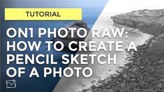 Tutorial - How To Create A Pencil Sketch — Scott Davenport Photography