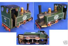 Do It 101 Collecting British Toy Live Steam Trains 101