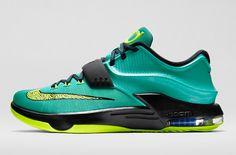 Nike KD 7 Uprising (Seattle)