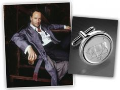 Cha-ching! Cufflinks made from Old Irish Coins | Darren Kennedy's Helpmystyle.ie - Fashion. Style. Life