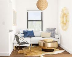 92 Wonderful Living Room Spaces In How to Design and Lay Out A Small Living Room, 5 Savvy Tips for Decorating A Small Space On A Bud Verily, 50 Living Room Designs for Small Spaces, Best Living Room Furniture for Small Spaces. Small Space Living Room, Tiny Living Rooms, Small Apartment Living, Small Rooms, Interior Design Living Room, Living Room Designs, Tiny Spaces, Small Apartments, Living Room Furniture
