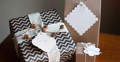 Handmade Gift Tags-Set of 12!
