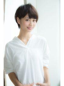 アンアミ オモテサンドウ(Un ami omotesando)Un ami 【HIRA】大人可愛いモーブカラーショートボブ