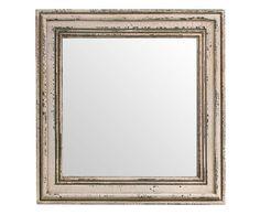 Espelho Burley Vintage Creme - 55X55cm Westwing R$ 229,00