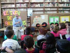 José Antonio Ramírez Lozano. Biblioteca de Puebla del Maestre (26 de mayo)PLAN DE FOMENTO A LA LECTURA 2015.  Un libro es un amigo