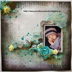 Mary's Crafty Moments: Cherish