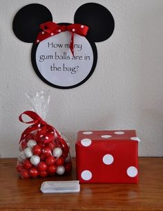 Mickey Mouse Birthday Party Game Ideas