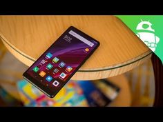 Xiaomi Mi Mix 2 Hands On Android Authority