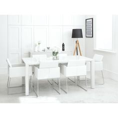 Cotton 7-Piece Dining Setting from Domayne Online