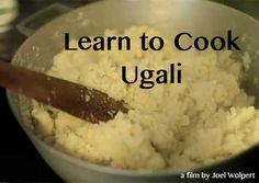 Staple Recipes   Running Times Include Ugali, Engery Bites, Kenyan Kunde (black-eyed peas) over Brown Rice, Roasted Sweet Potatoes, and Quinoa and Vegetable Salad (df*-gf*-v*-vg*)