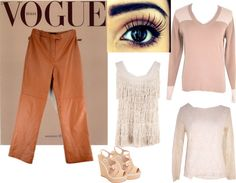 """""""Nude"""" by closetdash on Polyvore"""