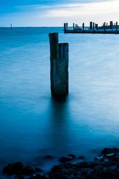 Blue Spiekeroog II by Jascha Hilz on 500px