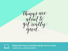 Desktop Wallpaper | DRESS YOUR TECH / 30 | Design Love Fest